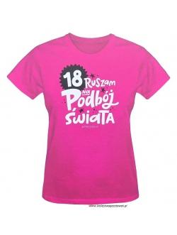 """Koszulka - """"18..."""
