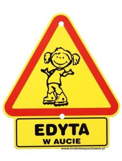 "Trójkąt - ""EDYTA..."