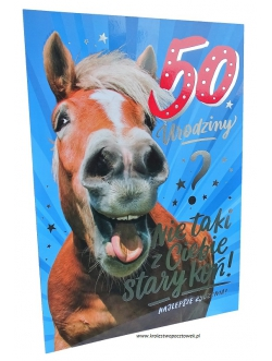 "Karnet MEGA - ""50..."