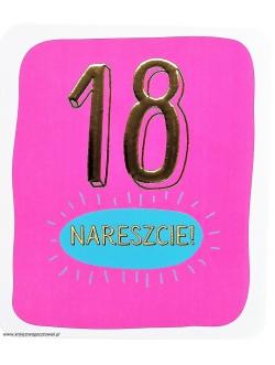 """Karnet - """"18..."""