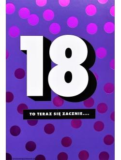 """Karnet - """"18 TO..."""