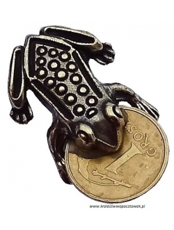 Figurka żabki