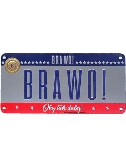 """Karnet - """"BRAWO!..."""