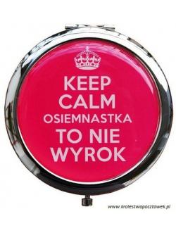 "Lusterko - ""KEEP..."