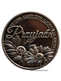 Moneta LUCKY COIN...