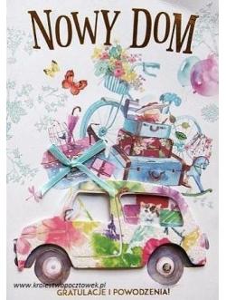 """Karnet - """"NOWY DOM"""""""