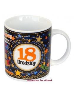 """Kubek na """"18..."""
