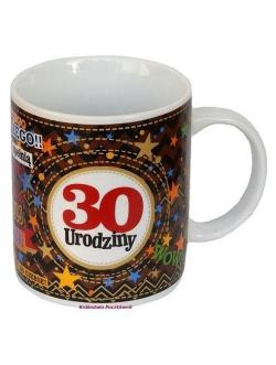 """Kubek na """"30..."""