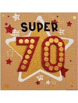 """Karnet - """"SUPER 70"""""""