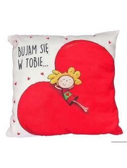Poduszka LOVE -...