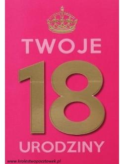 Karnet na 18-ste...