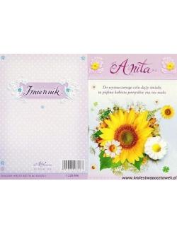 Imiennik - ANITA
