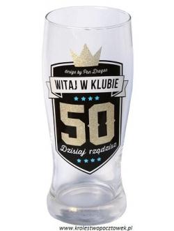 Szklanka do piwa...